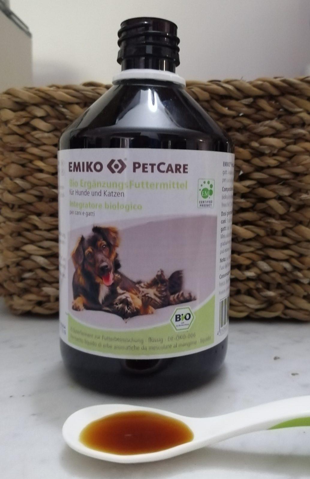Effektive Mikroorganismen EM Katzenhund